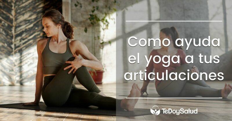 yoga para las articulaciones