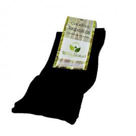 Calcetines Terapéuticos Bambú Negro Talla L