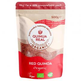 Quinoa Roja Ecológica Quinua Real Sin Gluten 500 G.
