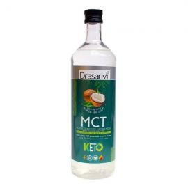 Aceite Mct Procedente de Aceite de Coco 1L. Drasanvi