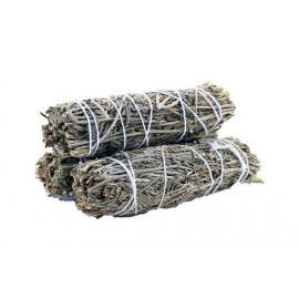 Sahumerio - Ramillete de Salvia y Lavanda 10Cm - Limpieza Energética