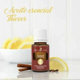 Thieves Aceites Esenciales 15Ml. - Young Living
