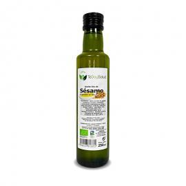 Aceite de Sésamo Bio 250Ml. Tedoysalud