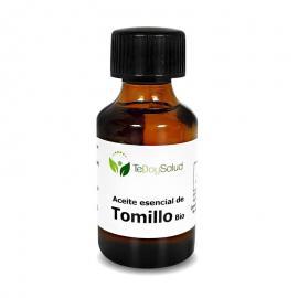 Aceite Esencial Bio Tomillo 15Ml. Tedoysalud