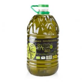 Aceite de Oliva Ecológico Virgen Extra 5 Litros. Recuerdos de Antaño