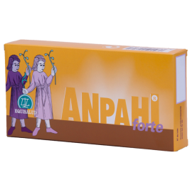 Ampahi Forte - 20 Ampollas Equisalud