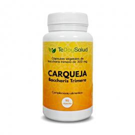 Carqueja (Baccharis Trimera) -  90Cáps./300Mg. Tedoysalud - Hígado / Digestivo