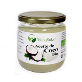 Aceite de Coco Desodorizado Bio 250Ml. Tedoysalud