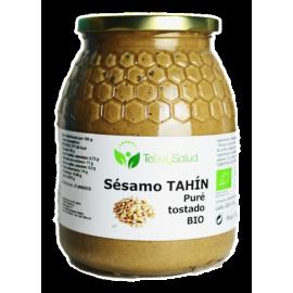 Puré de Sésamo Tostado Tahín Bio 700 Gr.