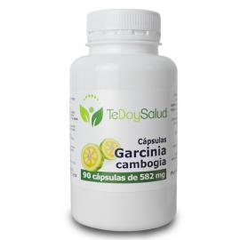 Garcinia Cambogia - 90 Cap. Tedoysalud - Control de Peso