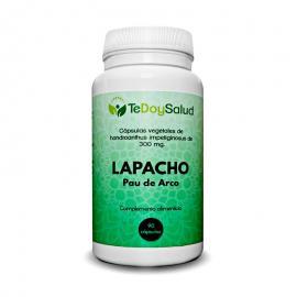 Lapacho (Pau de Arco) - 90 Caps./300Mg. Tedoysalud - Sistema Inmunológico