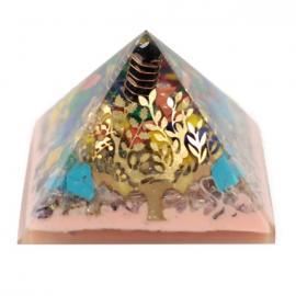 Organita Pirámide 70Cm -  Mod: árbol