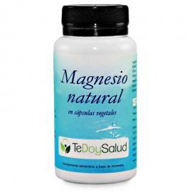 Magnesio Natural - 60 Cápsulas Tedoysalud