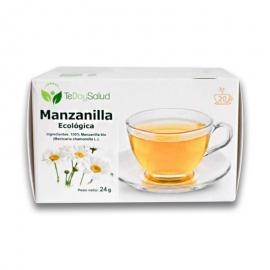 Infusión Manzanilla Ecológica 20 Filtros