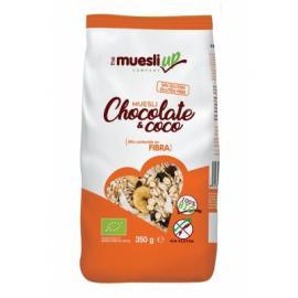 Muesli Con Chocolate Bio Sin Gluten 350 Gr.