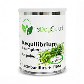 Requilibrium I-Complex® En Polvo (Psyllium + Probiótico + L.Gasseri + Alcachofa + Fos) 400Gr. Tedoysalud