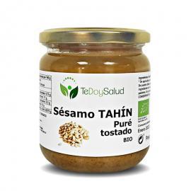 Tahín - Puré Tostado de Sésamo Bio 325Gr. Tedoysalud