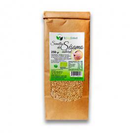 Semillas de Sésamo Natural Ecológico 250Gr. Tedoysalud