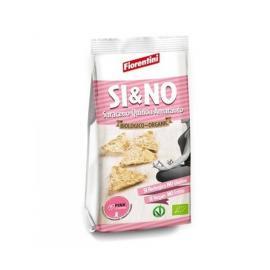 Snack Quinoa/trigo Sarraceno S/g 80Gr.