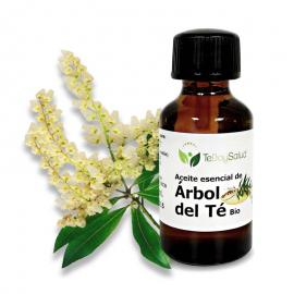 Aceite Esencial árbol de Té Bio 15 Ml Tedoysalud