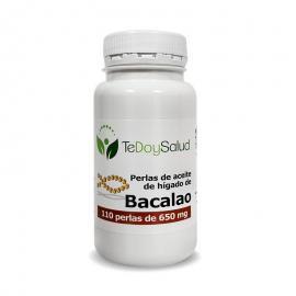 Aceite de Hígado de Bacalao 110Perlas Tedoysalud