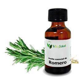 Aceite Esencial Romero Bio 15Ml. Tedoysalud