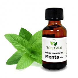 Aceite Esencial Menta Piperita Bio 15Ml. Tedoysalud