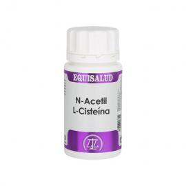 N-Acetil L-Cisteina 50Cáps. - Equisalud