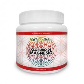 Cloruro de Magnesio 400Gr. En Polvo -  Tedoysalud