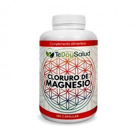 Cloruro de Magnesio 180 Cápsulas - Tedoysalud