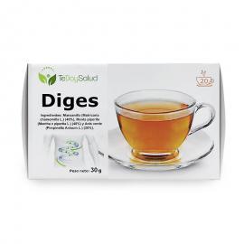 Infusión Digestiva Tedoysalud - 20 Filtros