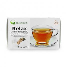 Infusión Relax Tedoysalud - 20 Filtros