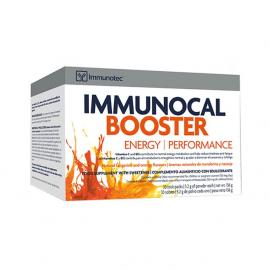 Inmunocal Booster  - Energy Performance 30Ud./156Gr. (Combinación Exclusiva de Sulforafano, Cafeínas, Vitaminas y Minerales)