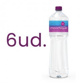 Agua Alcalina Monchique 1.5 Litros (6 Unidades)