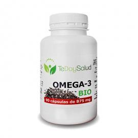 Omega-3 Bio (Aceite de Chía) - 90Cáps./875Mg. Tedoysalud