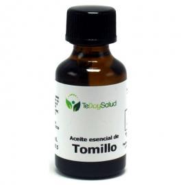 Aceite Esencial Bio Tomillo 15 Ml Tedoysalud