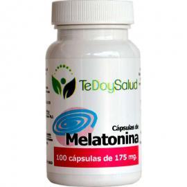 Cápsulas Melatonina Bio 175 Gr Tedoysalud