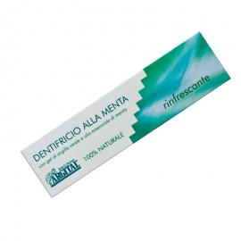 Dentífrico Natural A la Menta 75 Ml. Argital