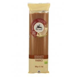 Espaguetis de Espelta Integral Bio 500 Gr. Alce Nero