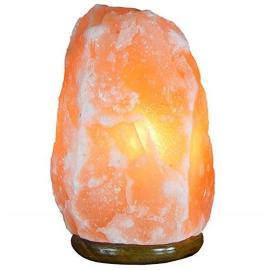 Lámpara de Sal del Himalaya Natural Mediana 2-2,5 Kg.
