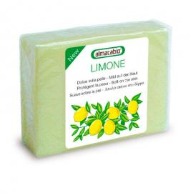 Pastilla de Jabón de Limón Bio 100 Gr. Almacabio