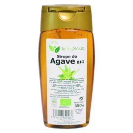 Sirope de Agave Bio Con Dosificador 350Gr Tedoysalud