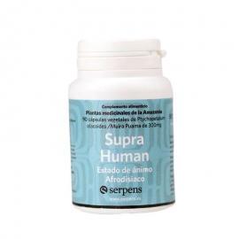 Supra Human (Muira Puama) Estimulante 300Mg - Serpens Labs
