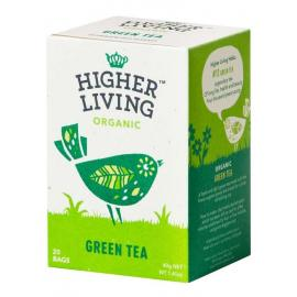 Té Verde Bio 20 Bolsitas Higher Living