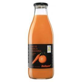 Zumo de Zanahoria y Naranja Bio 1 L. Delizum