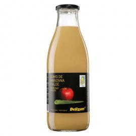 Zumo Ecológico de Manzana y Aloe Vera 1 Litro Delizum