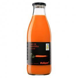 Zumo Ecológico de Zanahoria 1 Litro Delizum