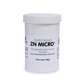 Zn Micro En Polvo 400Gr. - Zeolita Natural - Zeocat