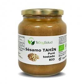 Tahín - Puré Tostado de Sésamo Bio 700Gr. Tedoysalud
