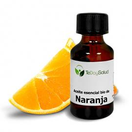 Aceite Esencial Bio Naranja 15Ml. Tedoysalud